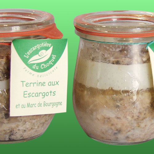 Terrine with Marc de Bourgogne